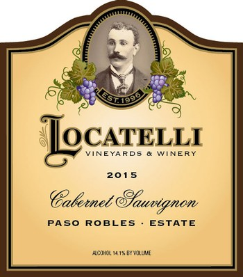 2015 Estate Cabernet Sauvignon