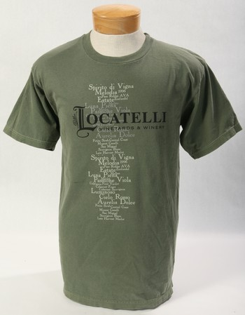LOCATELLI T GREEN