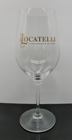 LOCATELLI LOGO GLASS