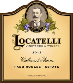 2012 Estate Cabernet Franc