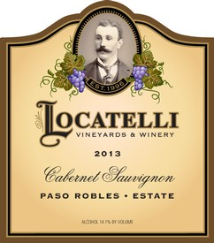 2013 Estate Cabernet Sauvignon