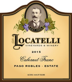 2015 Estate Cabernet Franc