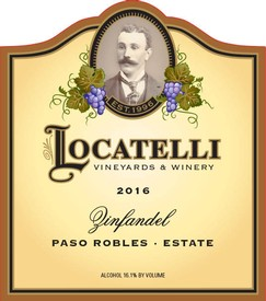 2016 Estate Zinfandel