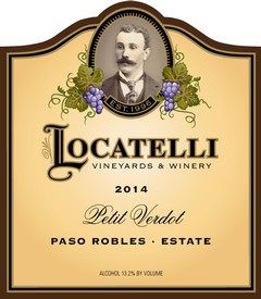 2014 Estate Petit Verdot